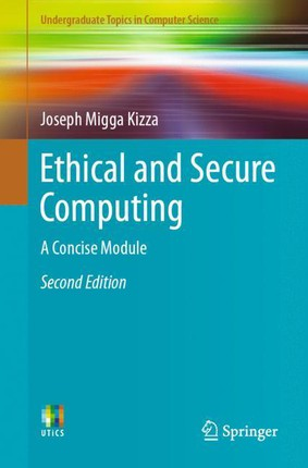 Ethical and Secure Computing