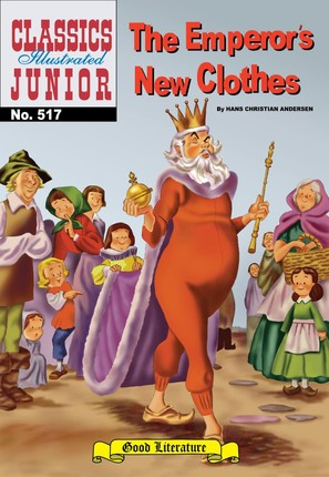 Emperor's New Clothes (with panel zoom)    - Classics Illustrated Junior