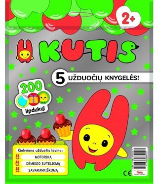 Rinkinys KUTIS Nr. 1 (žalias)