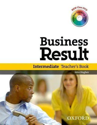 Business Result DVD Edition: Intermediate: Teacher's Book Pack