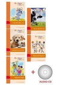 Rainbow Library 2. 5 Hefte + Audio-CD