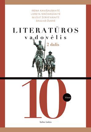 Literatūra. Vadovėlis 10 kl. 2 dalis