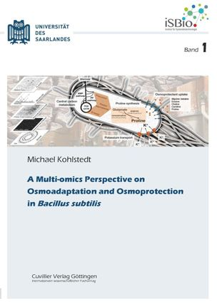A Multi-omics Perspective on Osmoadaptation and Osmoprotection in Bacillus subtilis