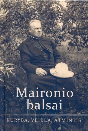 MAIRONIO BALSAI: kūryba, veikla, atmintis