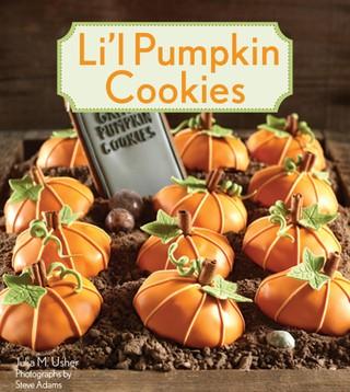 Lil Pumpkin Cookies
