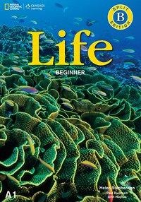 Life - First Edition A0/A1.1: Beginner - Student's Book and Workbook (Combo Split Edition B) + DVD-ROM