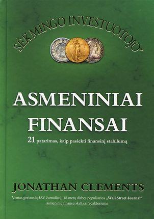 Sėkmingo investuotojo asmeniniai finansai