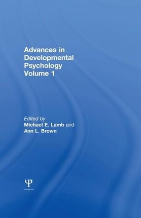 Advances in Developmental Psychology