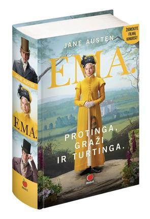 EMA: du šimtmečius skaitytojus kerintis Jane Austin šedevras