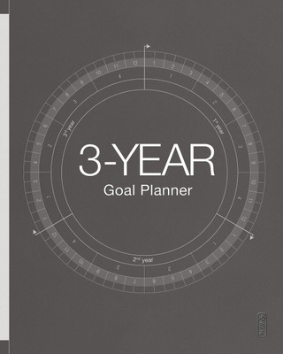 3-Year Goal Planner