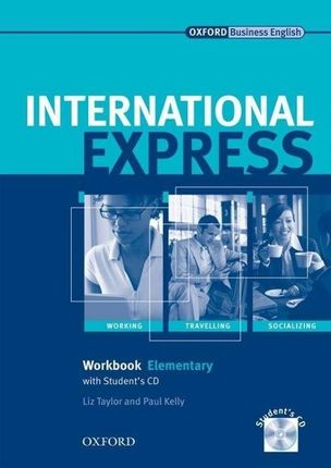 International Express - New Edition. Elementary Workbook with Student's CD