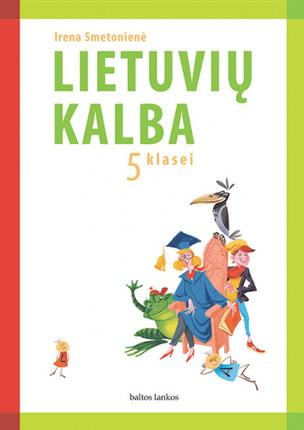 Lietuvių kalba: vadovėlis 5 klasei