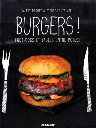 Burgers! Hot-dogs et Bagels entre Potes
