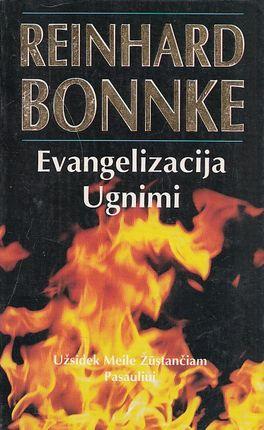 Evangelizacija Ugnimi knyga