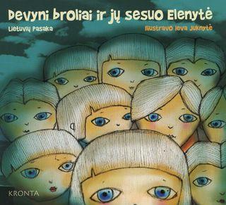 Devyni broliai ir jų sesuo Elenytė