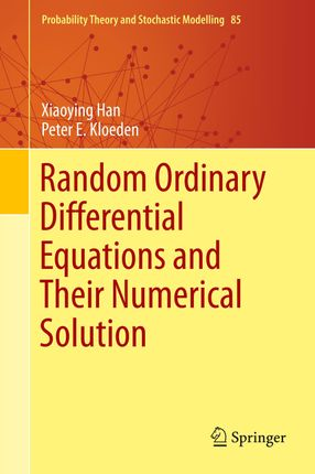 Random Ordinary Differential Equations and their Numerical Solution