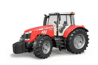 BRUDER traktorius Massey ferguson 7600, 03046