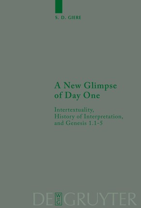 A New Glimpse of Day One