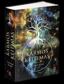 KARMOS KEITIMAS (knyga su defektais)