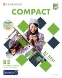 Compact First. Self-Study Pack (Student's Book with answers and Workbook with answers with Audio Download with Class Audio CDs)