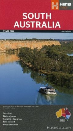 South Australia State National Park  1 : 1.800.000