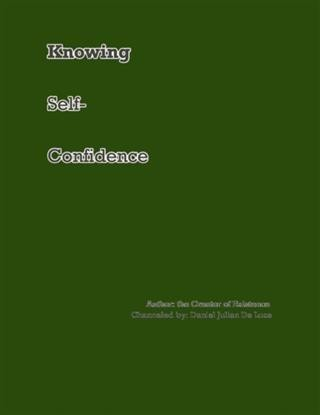 Knowing Self-Confidence