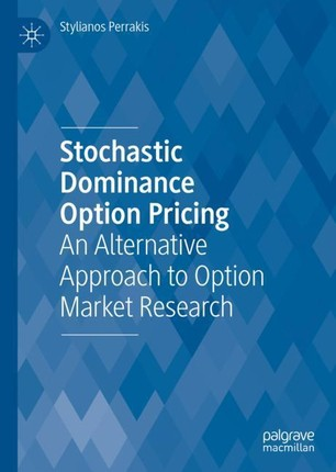 Stochastic Dominance Option Pricing