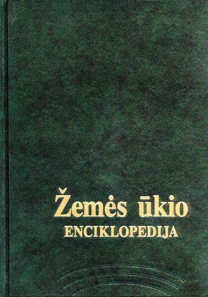 Žemės ūkio enciklopedija. II tomas.