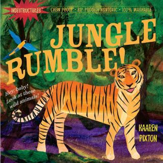 Indestructibles: Jungle, Rumble!