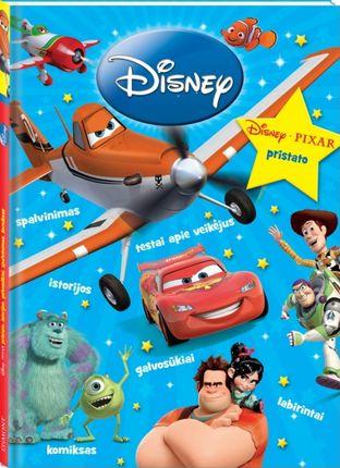 Disney/Pixar metų knyga