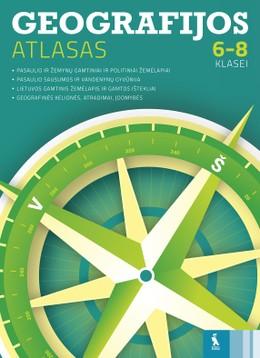 Geografijos atlasas 6-8 klasėms