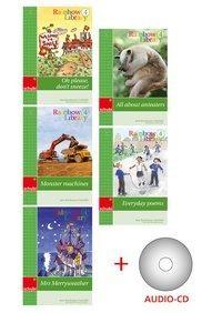 Rainbow Library 4. 5 Hefte + Audio-CD