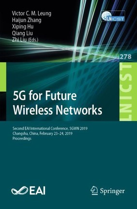 5G for Future Wireless Networks