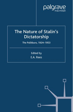 The Nature of Stalin's Dictatorship