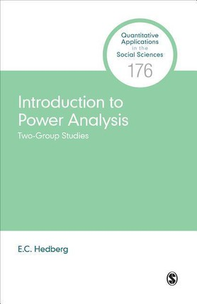 Introduction to Power Analysis