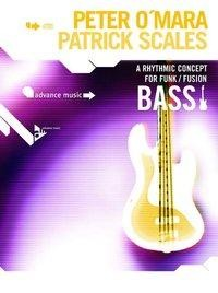 A Rhythmic Concept for Funk/Fusion Bass. Lehrbuch mit 2 CD.