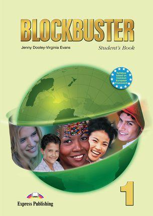 Blockbuster 1. Student's book. Anglų kalbos vadovėlis