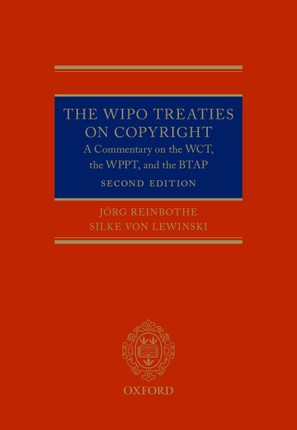 The WIPO Treaties on Copyright