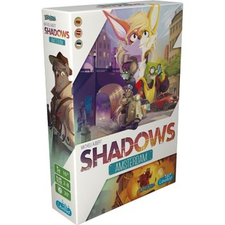 Stalo žaidimas Shadows: Amsterdam