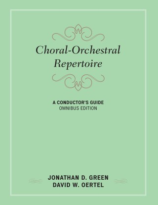 Choral-Orchestral Repertoire