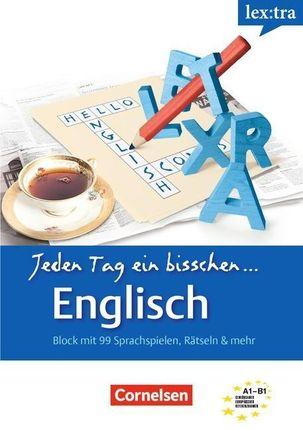 Lextra Englisch. Jeden Tag ein bisschen Englisch