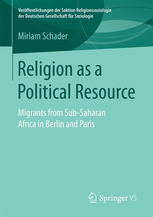 Religion as a Political Resource
