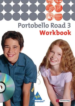 Portobello Road 3 mit CD. Hauptschule