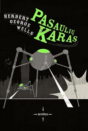Pasaulių karas(knyga su defektais)