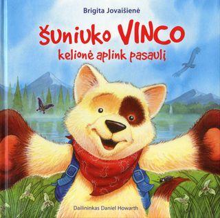 Šuniuko Vinco kelionė aplink pasaulį