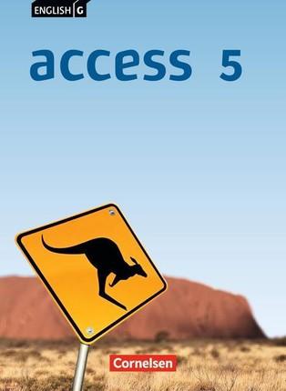 English G Access Band 5: 9. Schuljahr - Allgemeine Ausgabe - Schülerbuch