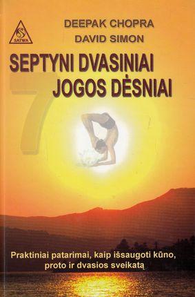 Septyni dvasiniai jogos dėsniai