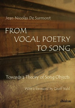 From Vocal Poetry to Song