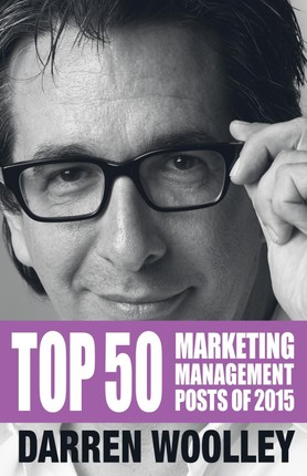 Top 50 Marketing Management Posts of 2015