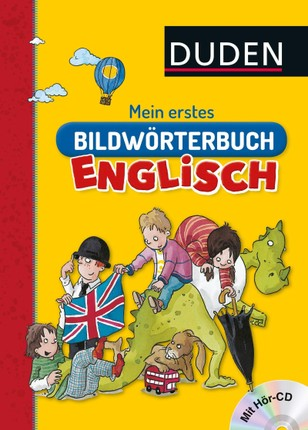 Mein erstes Bildwörterbuch Englisch